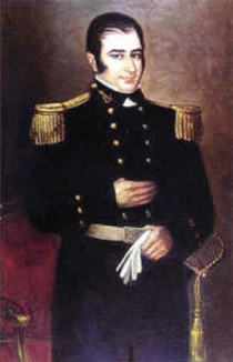 Hippolyto de Bouchard - oil painting, date unknown