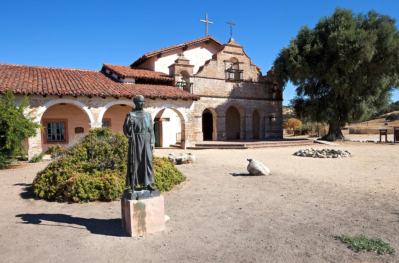 San Antonio De Padua California Mission Guide