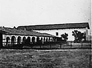 Mission circa 1910.